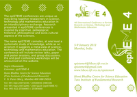 epiSTEME-4 Brochure-outside